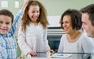 #Lazonarosa: Giochi fai-da-te per divertirvi con la vostra famiglia