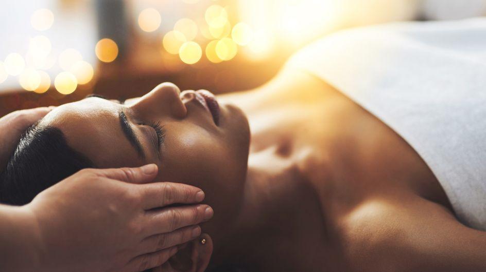 Masajes faciales, el ritual para una piel tersa y relajada