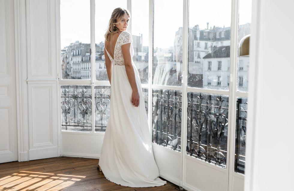 Lorafolk lance une ligne de robes de mariée Prête à Marier à moins de 1200€