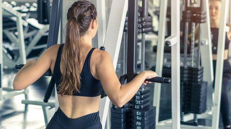 Man darf fitnessstudio wann ab ins Ab wann