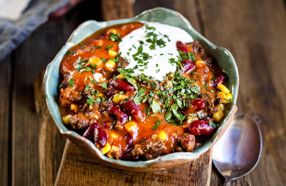 Mit DIESER Zutat gelingt euch das perfekte Chili con Carne!