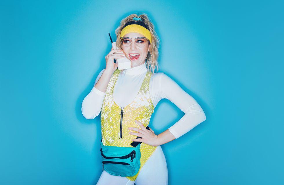 Mettez de la couleur dans votre make-up en vous inspirant des années 80 !