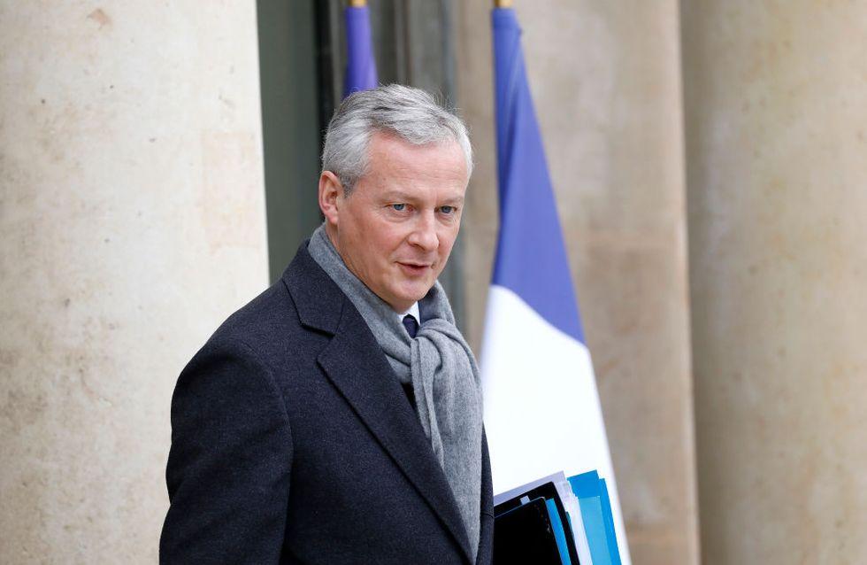 Coronavirus : Bruno Le Maire affirme qu'il n'y aura pas de pénurie alimentaire en France