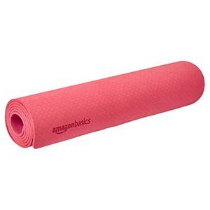 Amazonbasics - Esterilla de yoga y ejercicio
