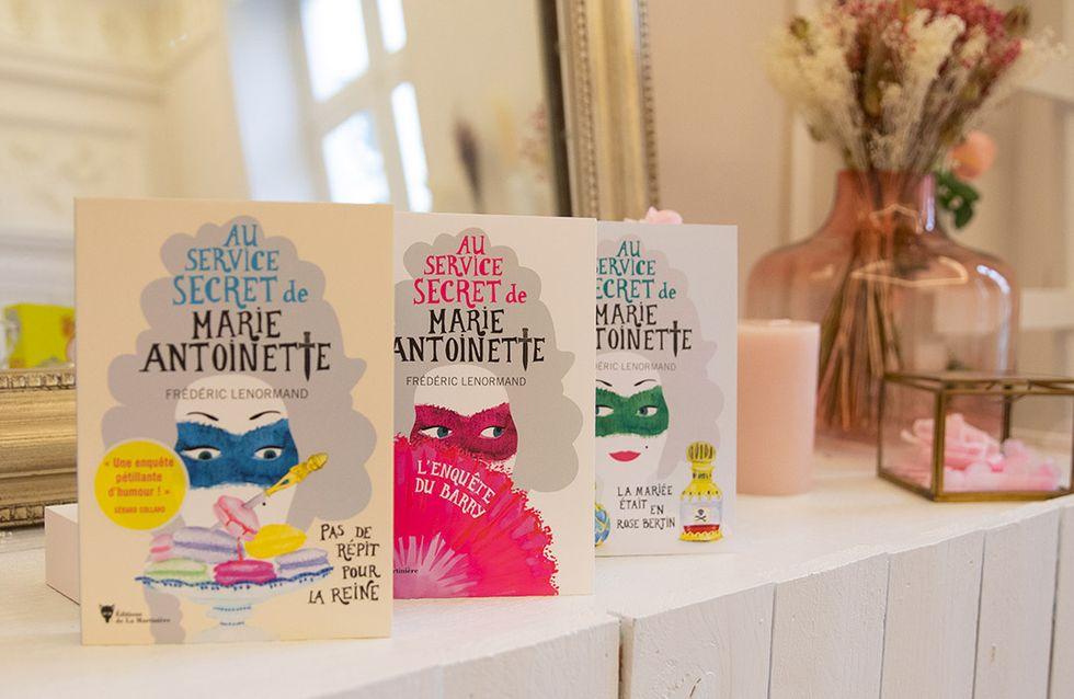 Irrésistiblement drôle et bien ficelée : la nouvelle enquête de Marie-Antoinette en librairie