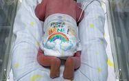 #Lazonarosa: il pannolino arcobaleno che ci dà speranza