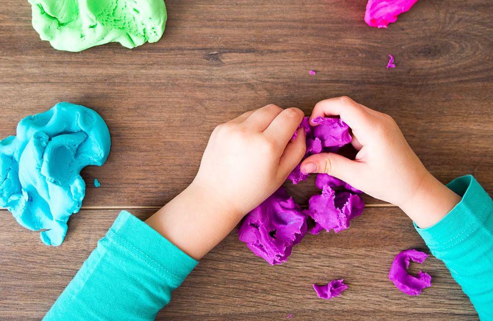 ¿Te has quedado sin plastilina? ¡Prueba a fabricarla en casa!