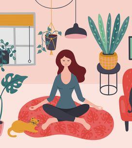 5 choses simples pour être plus heureux chez soi