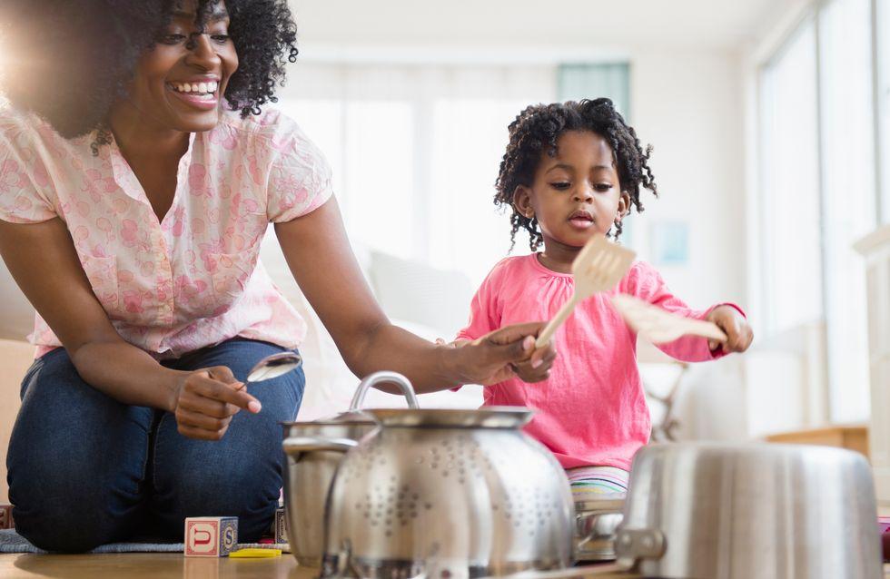 Comment occuper son enfant de 2-3 ans à la maison toute la journée ?