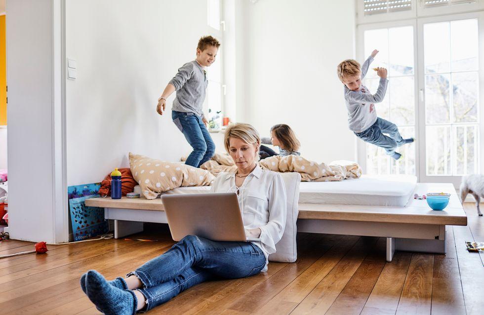 Homeoffice mit Kind(ern): 5 Tipps, damit es trotzdem klappt