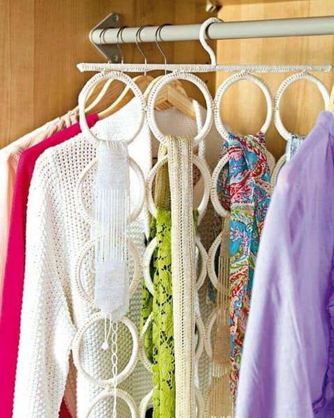 Ideas para ordenar el armario