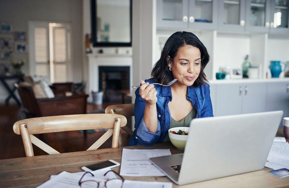 6 idées de snacks sains pour se faire plaisir, même confiné.e.s à la maison !