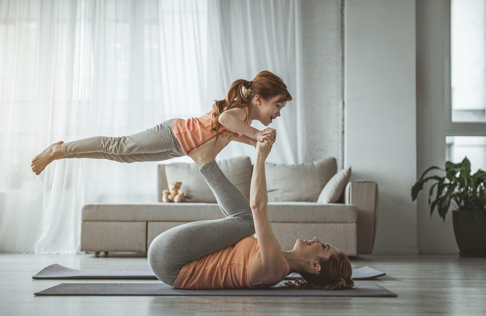 6 idées d'exercices physiques qui vont permettre aux enfants de se défouler