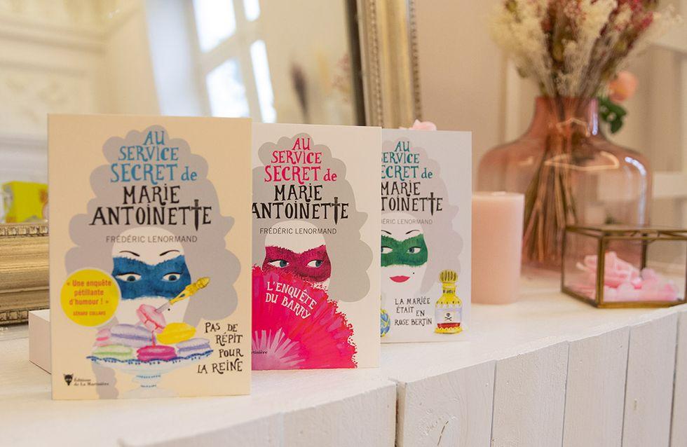 « Au service secret de Marie-Antoinette » : l'incontournable série policière, entre intrigues et comédie !