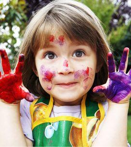 ¡Estimula la creatividad de tus hijos con estos 6 ejercicios!