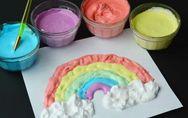DIY : comment faire sa propre peinture gonflante maison ?