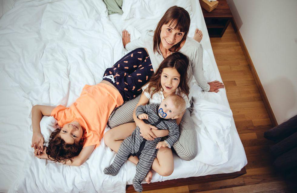 """Témoignage : """"Maman solo de 4 enfants dont deux atteints de handicap, voici à quoi ressemblent mes journées de confinement"""""""