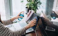 Come disinfettare il pc: consigli per igienizzare tastiera, mouse e monitor