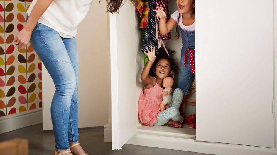 5 ideas para hacer ejercicio con niños sin salir de casa