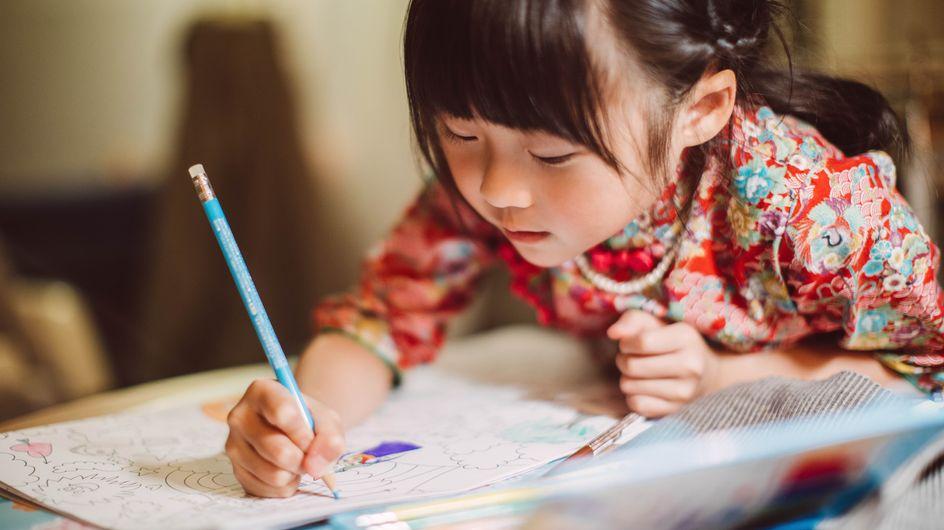 De la PS au CM2, quel coloriage magique pour mon enfant ?