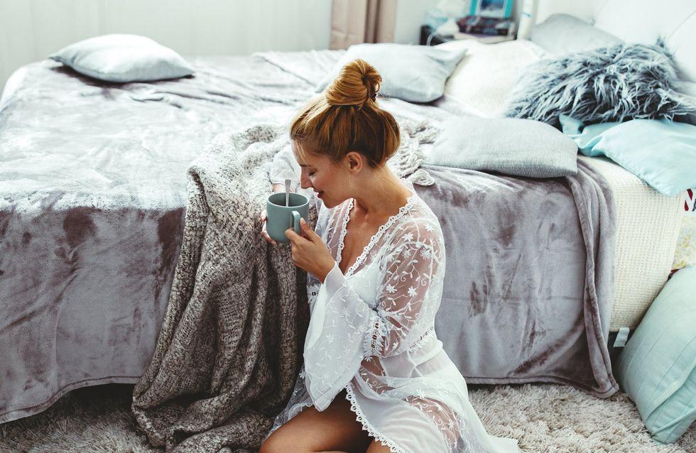 Rester sexy même en pyjama à la maison ? On relève le défi !