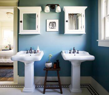 Badezimmer-Deko: So wird auch das Bad zum Wohlfühlraum