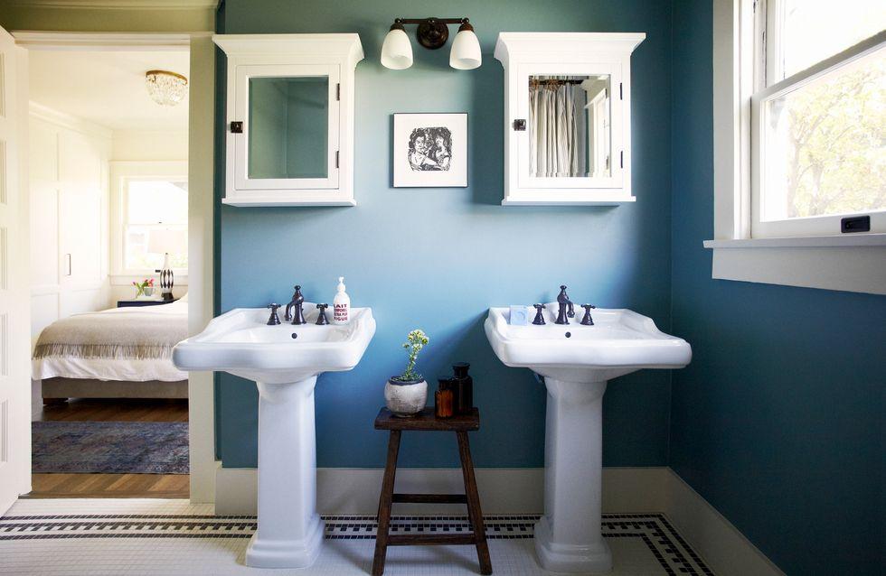 Badezimmer Deko So Wird Auch Das Bad Zum Wohlfuhlraum