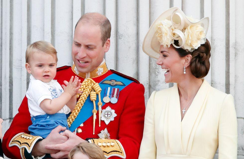 Solidarisch: Royals applaudieren für Corona-Helfer