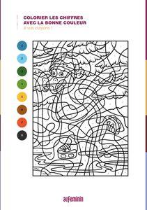 Quel Coloriage Magique Pour Mon Enfant