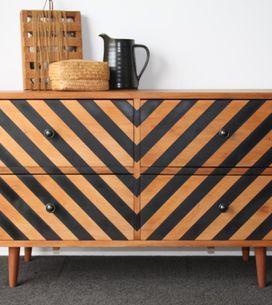10 idées tendance pour relooker un meuble en bois