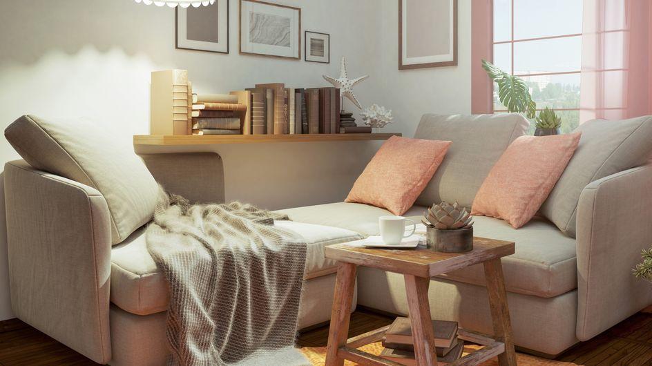 Coral, el color de la energía y el romanticismo en tu casa