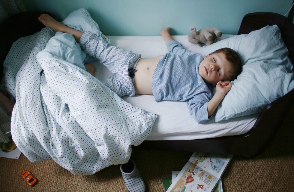 Confinement : comment améliorer le sommeil de mon enfant ?
