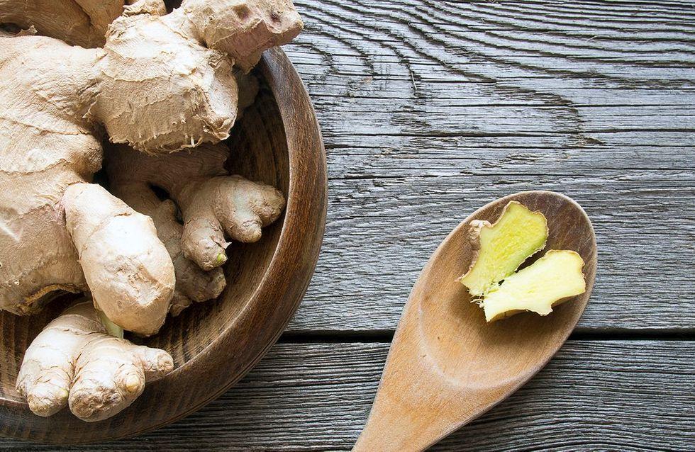 Les bénéfices du gingembre sur la peau et les cheveux