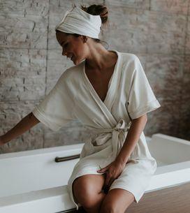 Crea tu spa en casa y encuentra el cuidado y relax que necesitas por dentro y po