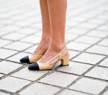 La slingback, cette chaussure iconique fait son grand retour