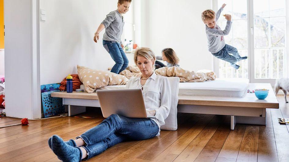 Oficina en casa con niños: 5 consejos para que funcione