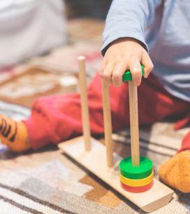 Nido Montessori, un espace d'éveil sensoriel pour bébé