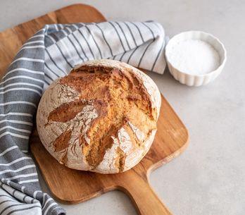 Les secrets pour réussir un pain à la cocotte ?