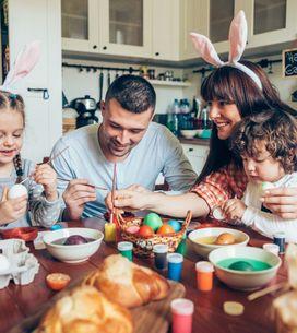 Pasqua in quarantena: 5 soluzioni per non perdere lo spirito festivo!