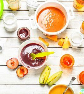 Consejos útiles y recetas sencillas para preparar la comida del bebé en casa