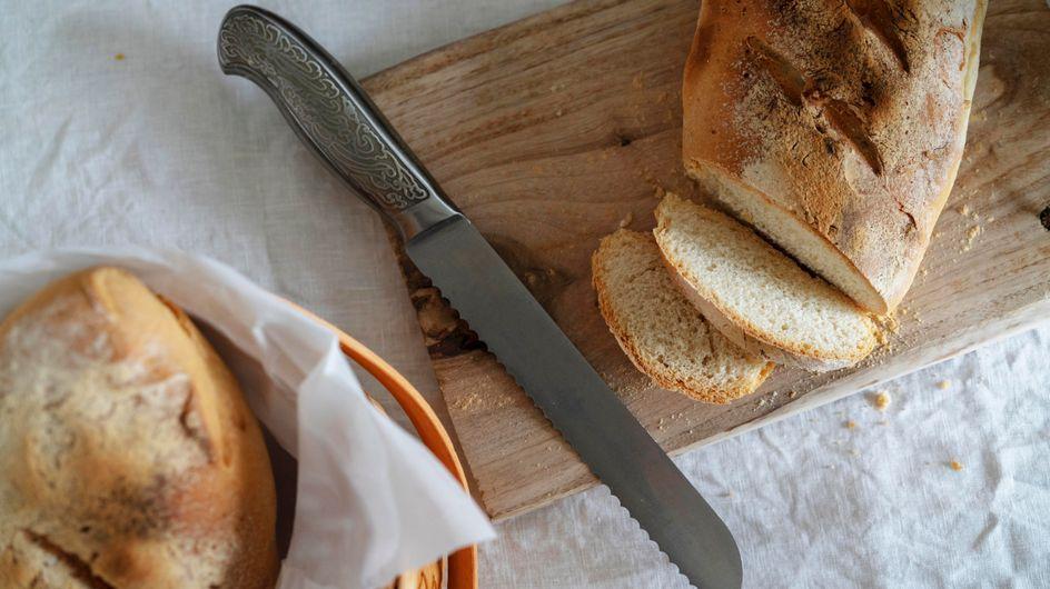Comment faire un pain avec de la levure chimique ?