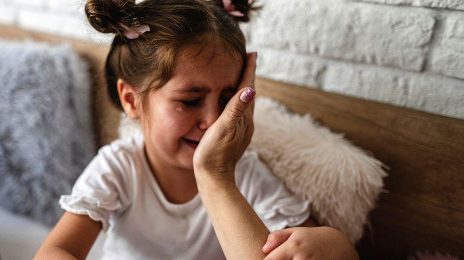 Nachtschreck: Woher er kommt und wie man seinem Kind helfen kann