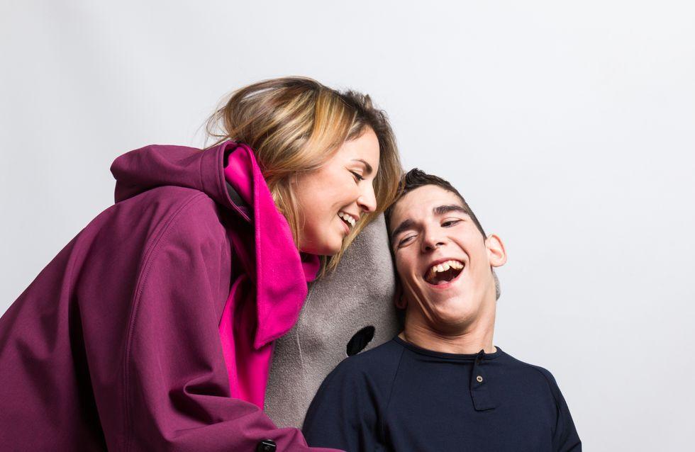 Témoignage : quand une sœur crée des vêtements pour son frère handicapé