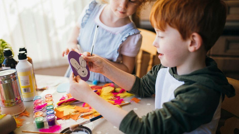 10 bricolages de Pâques fastoches à faire avec ses enfants