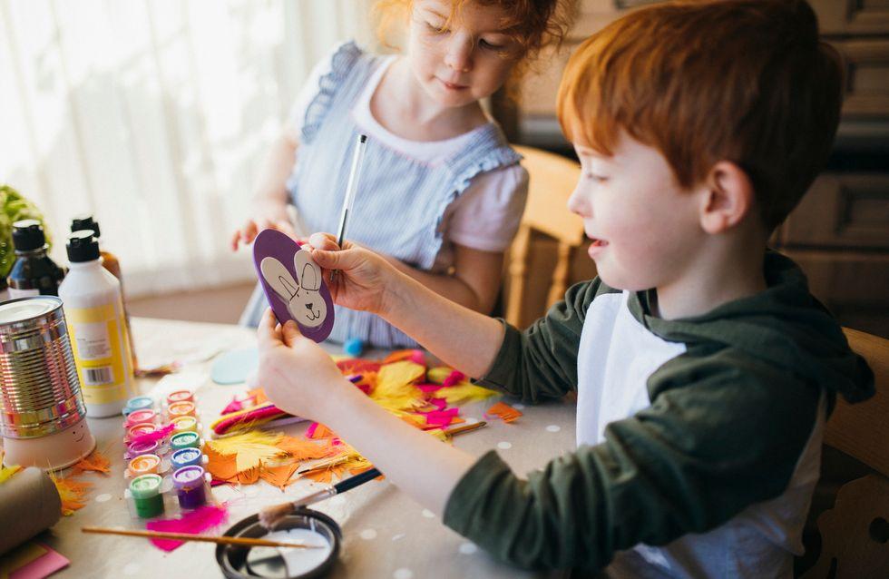 10 créations de Pâques à faire à la maison