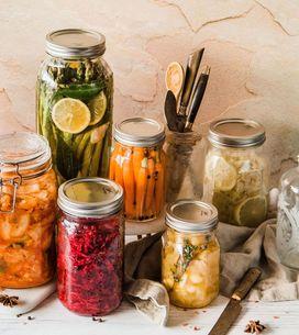 Los 5 mejores métodos para conservar los alimentos