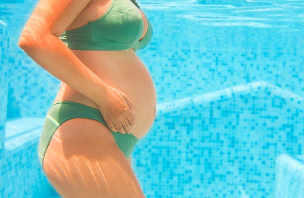 Natación en el embarazo: los beneficios de la matronatación