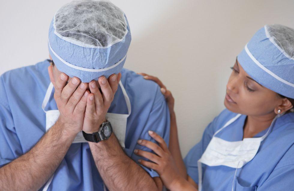 Une ligne téléphonique à l'écoute des soignants en détresse psychologique