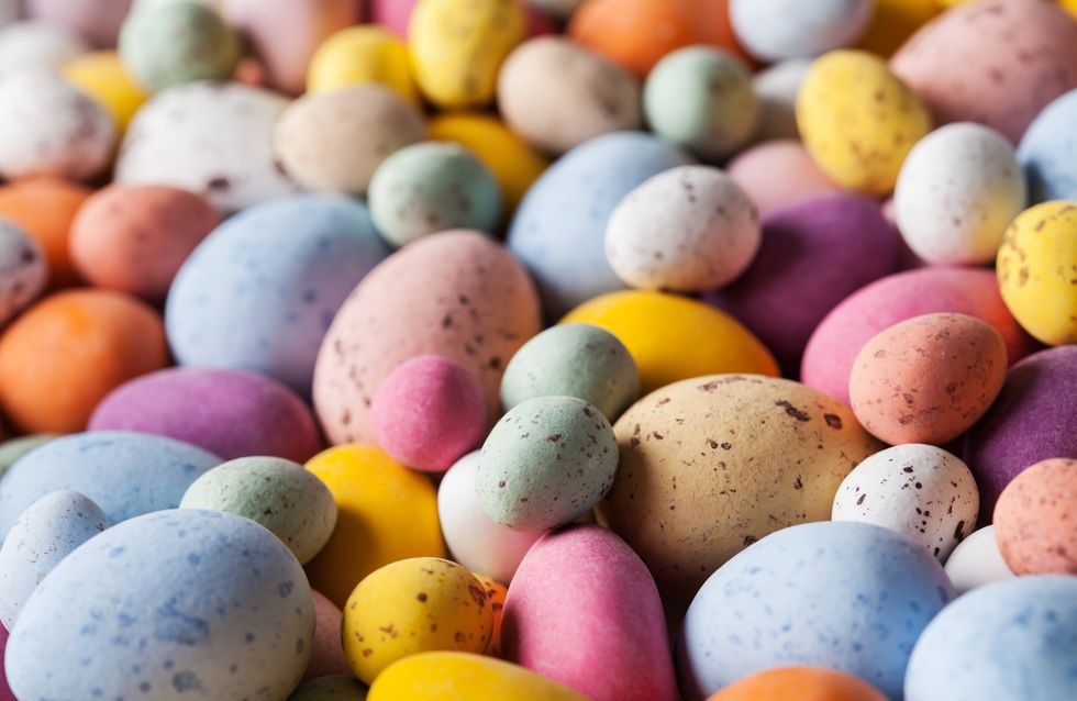 Attention, ces oeufs de Pâques sont dangereux pour les jeunes enfants