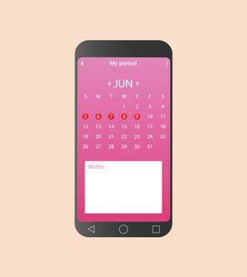 Les meilleures applications pour suivre son cycle menstruel